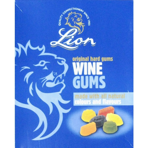 Lion: Wine Gums