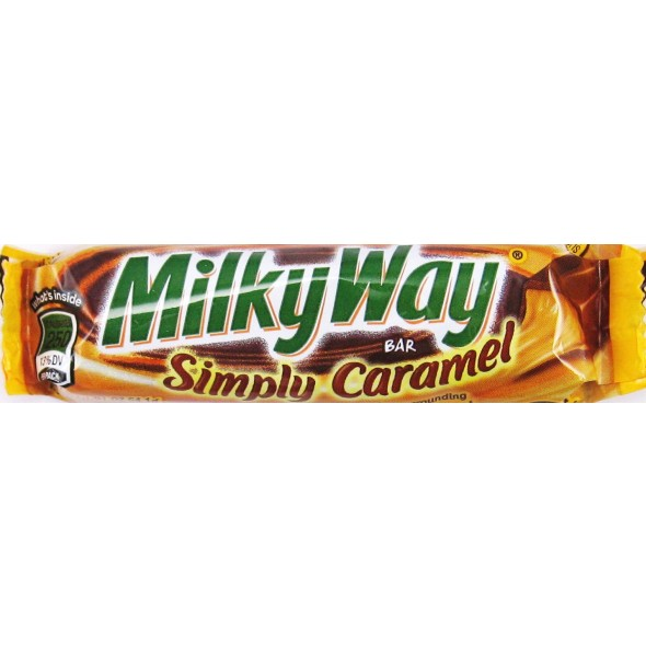 Milky Way Caramel