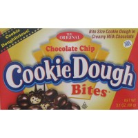 Cookie Dough Bites: Chocolate Chip