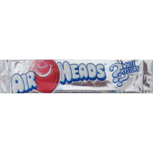 Air Heads: White Mystery