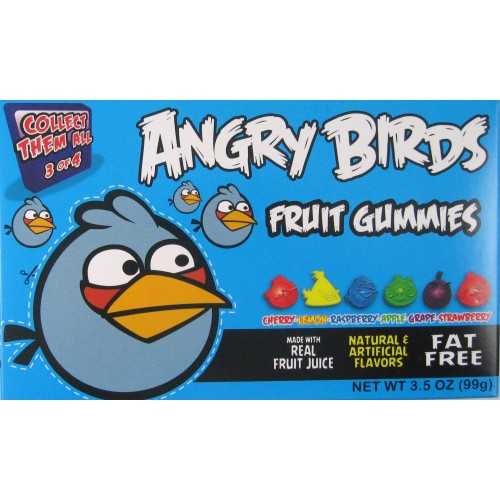 Angry Birds Blue Box