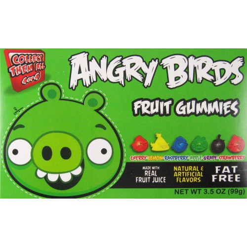 Angry Birds Green Box