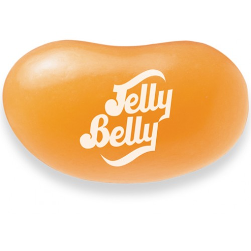 Cantaloupe Flavour Jelly Bean