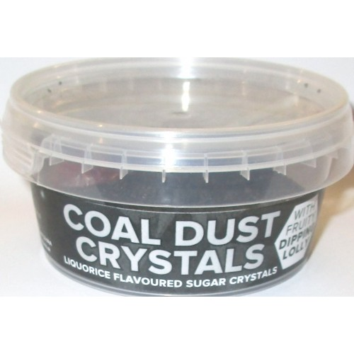 Sherbet Crystals: Coal Dust