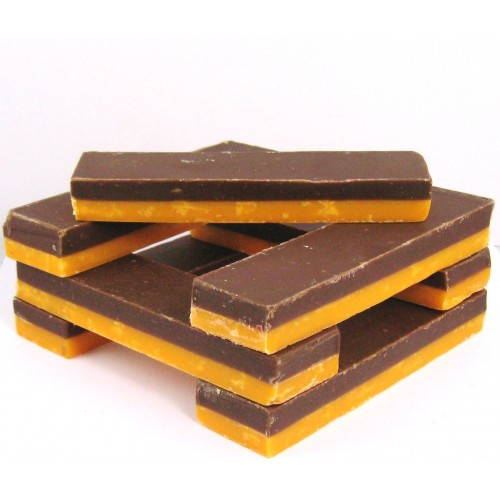 Chocolate & Orange Fudge