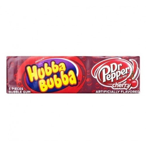 Hubba Bubba: Dr Pepper