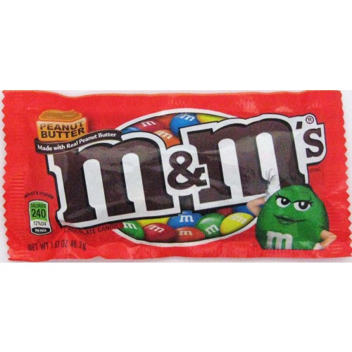 M&M'S Peanut Butter - 46g Bag