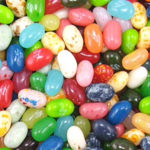 Jelly Beans: 50 Flavoured Assorted