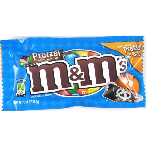 M&M's Pretzel - 32g Bag