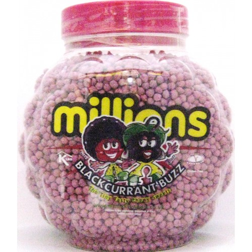 Blackcurrant Millions Jar