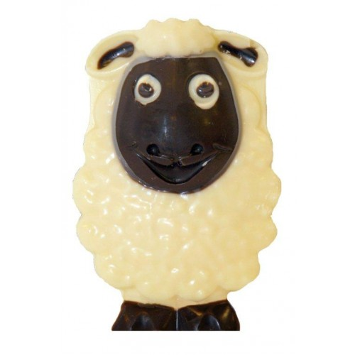 Chocolate Cartoon Sheep