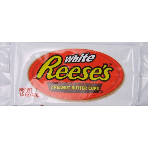 Hershey's Reese's Cups: White
