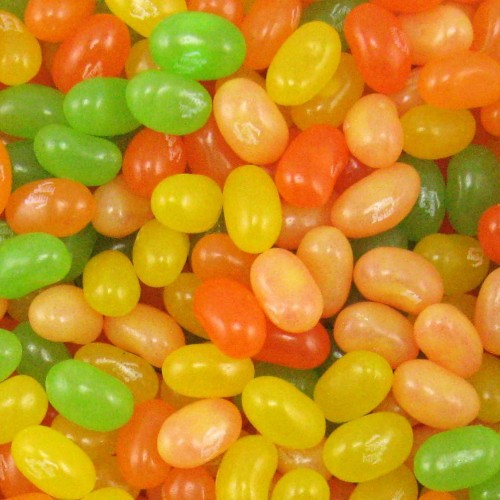 Jelly Beans: Sunkist Citrus Mix Flavour