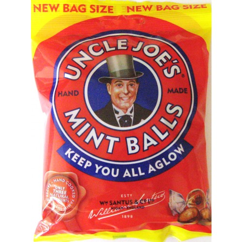 Uncle Joe's Hand Made Mint Balls