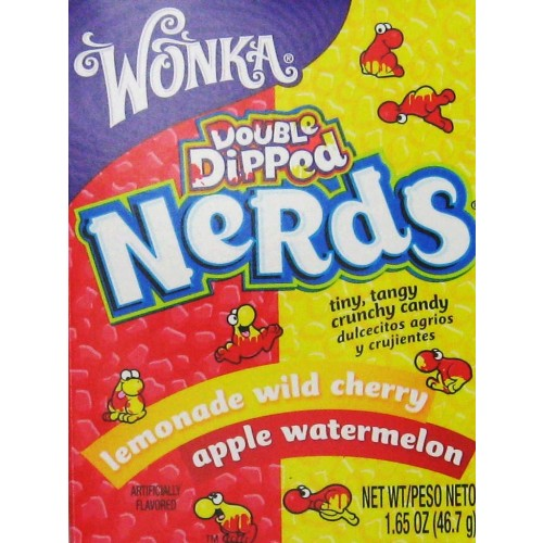 Wonka Nerds: Double Dipped